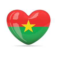 Burkina Faso Flag Png Picture PNG Image