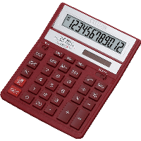 Red Calculator Png Image PNG Image