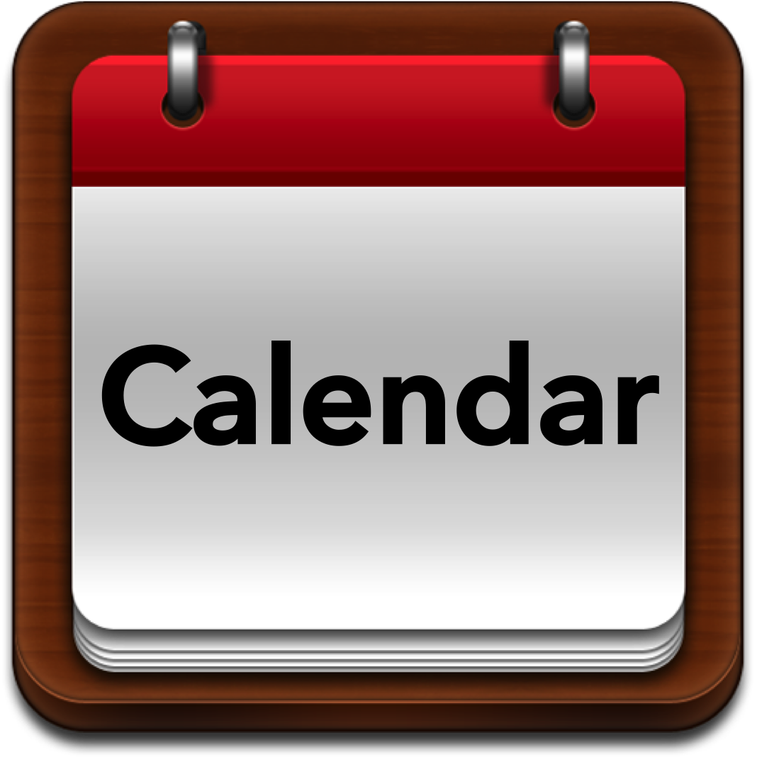 Calendar High Quality Png PNG Image