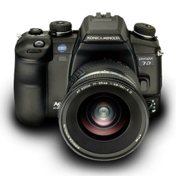Photo Camera File PNG Image