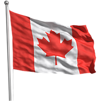 Canada Flag Png Clipart PNG Image