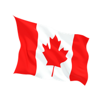 Canada Flag Png Image PNG Image