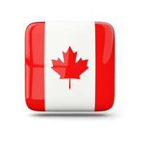 Canada Flag Png PNG Image
