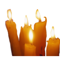 Candles Picture PNG Image