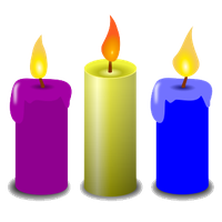 Candles Png Clipart PNG Image