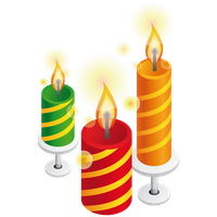 Candles Free Download Png PNG Image