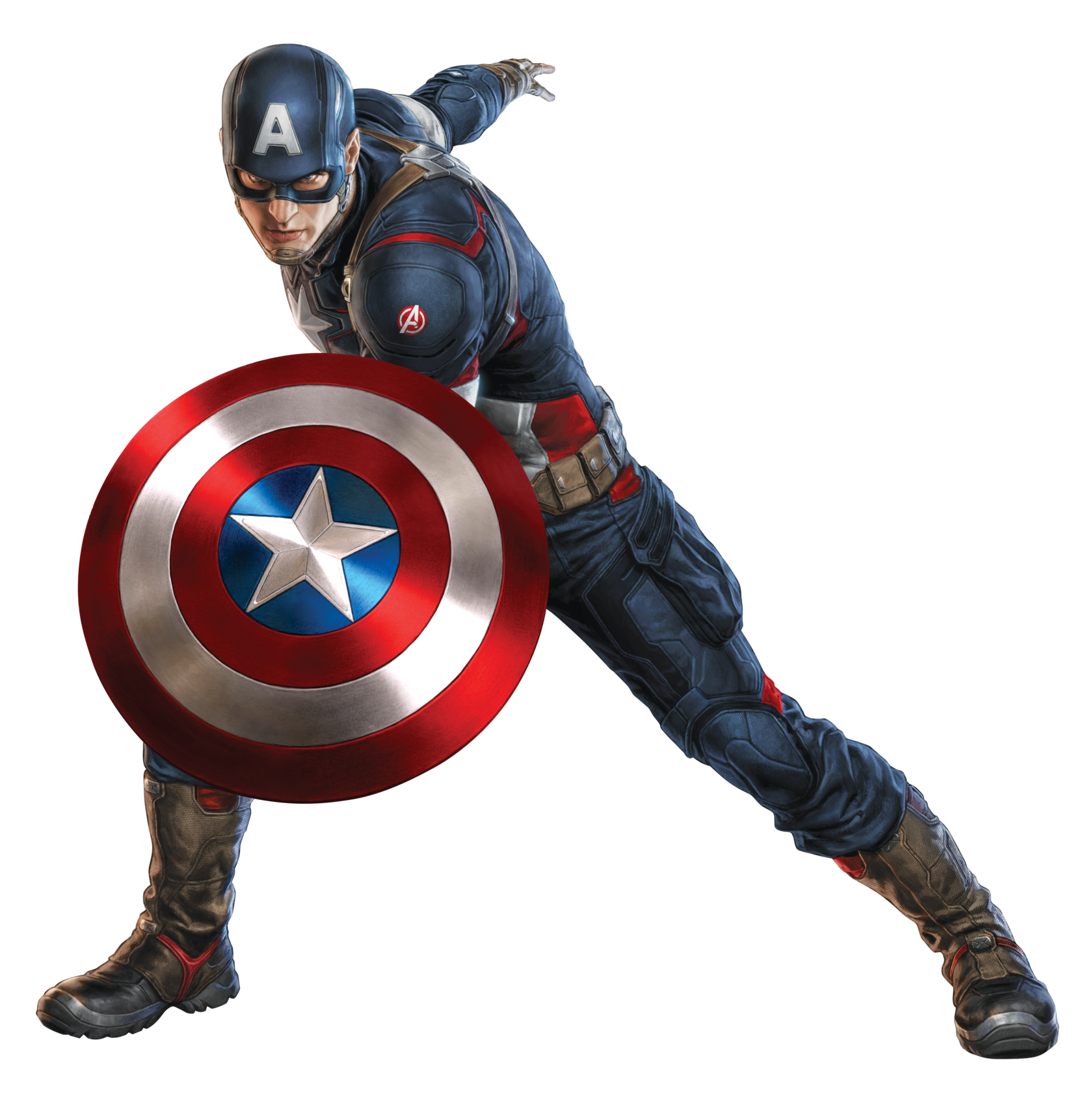 Captain America Picture PNG Image