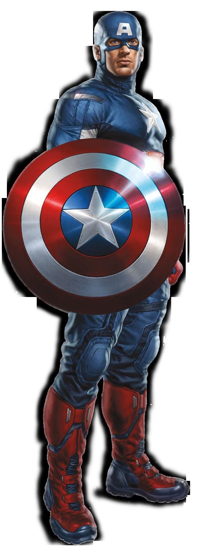 Download Captain America Transparent Background HQ PNG ...