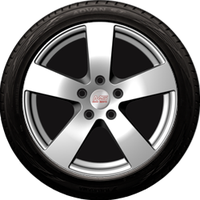 Car Wheel Png Picture PNG Image