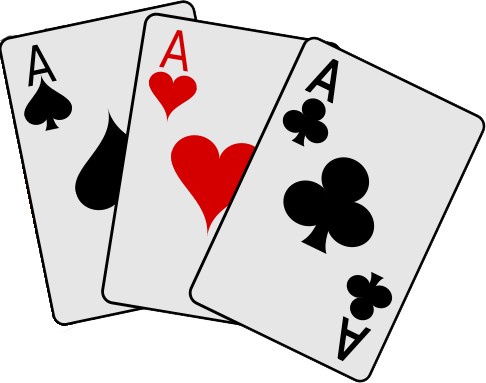 Playing Cards Clip Art PNG Image