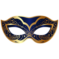 Carnival Mask Transparent PNG Image