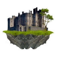 Castle Transparent PNG Image