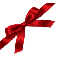 Christmas Ribbon Image