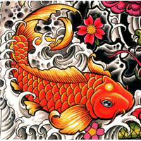 Fish Tattoos Image