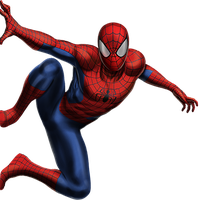 Iron Spiderman Image