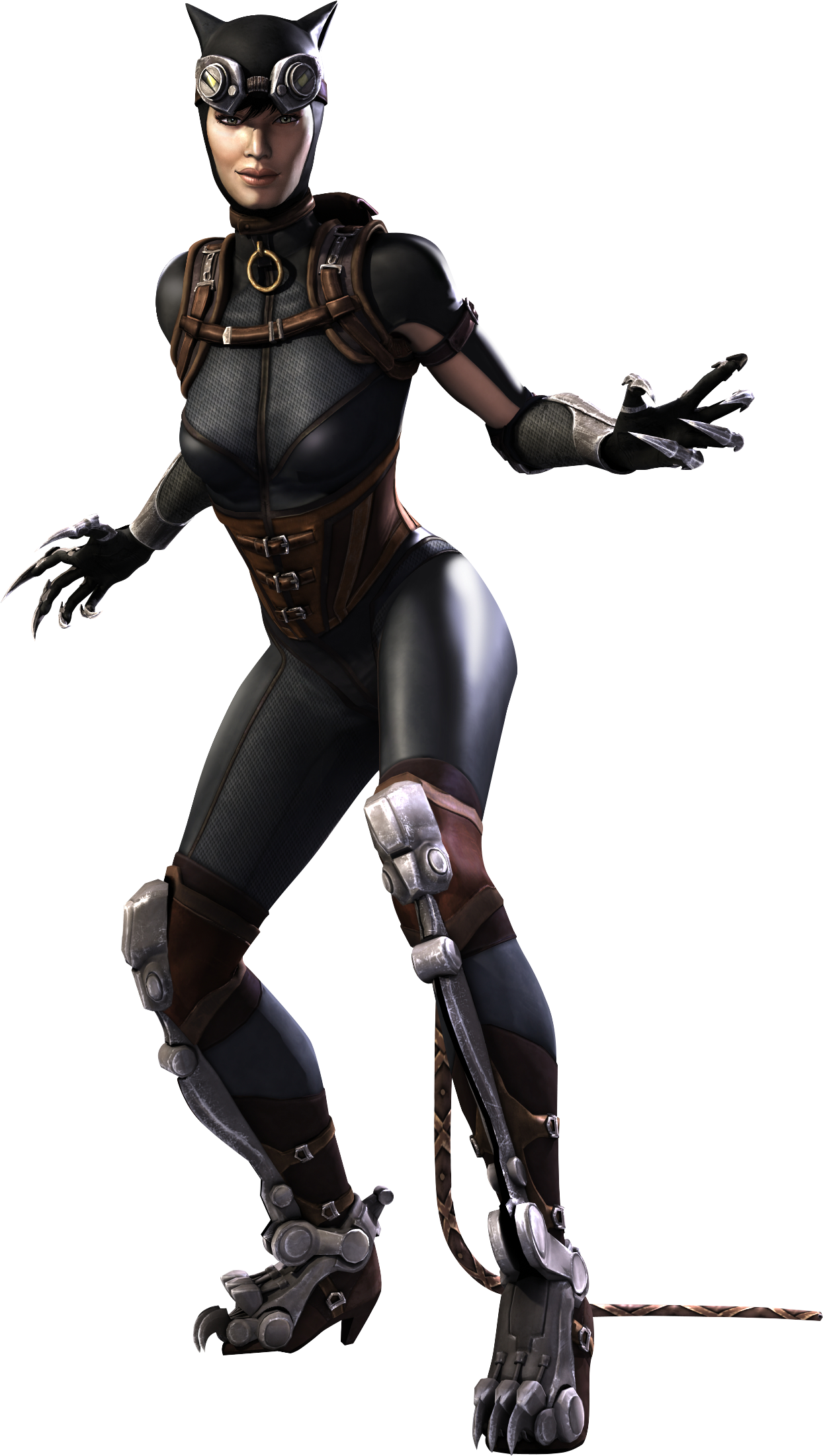 Catwoman Png PNG Image