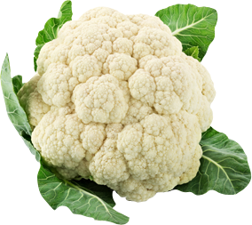 Cauliflower Transparent Image PNG Image