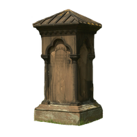 Cemetery Transparent PNG Image