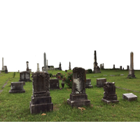 Cemetery PNG Image