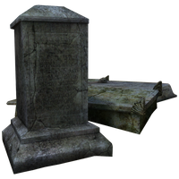 Cemetery Transparent Background PNG Image