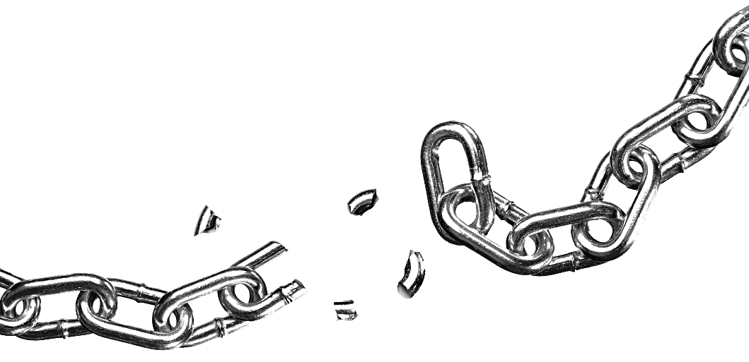 Broken Chain Png Image PNG Image