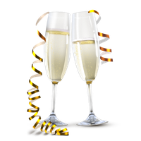 Champagne Png Clipart PNG Image