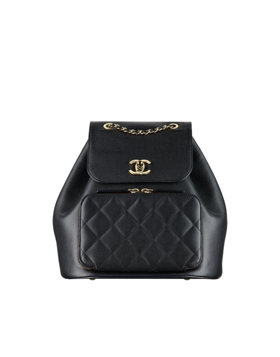 Handbag Backpack Fashion Chanel Free Download Image PNG Image