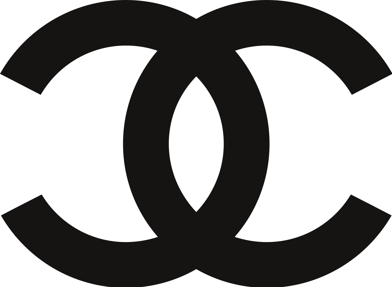 Logo Fashion Chanel Free Frame PNG Image