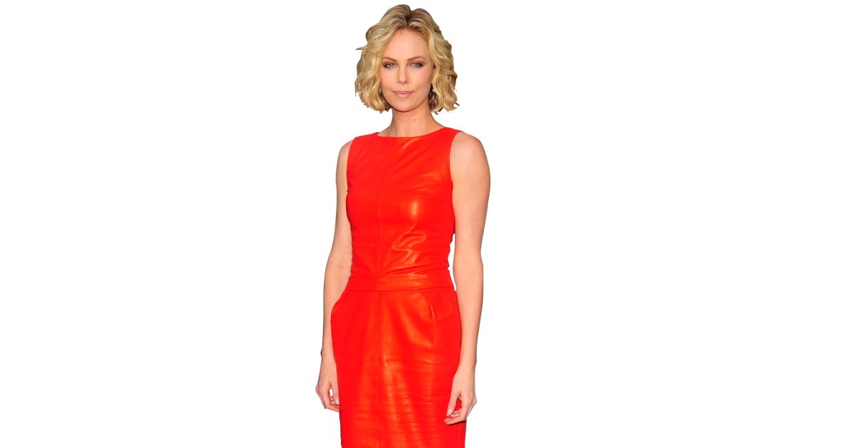 Charlize Theron Photos PNG Image