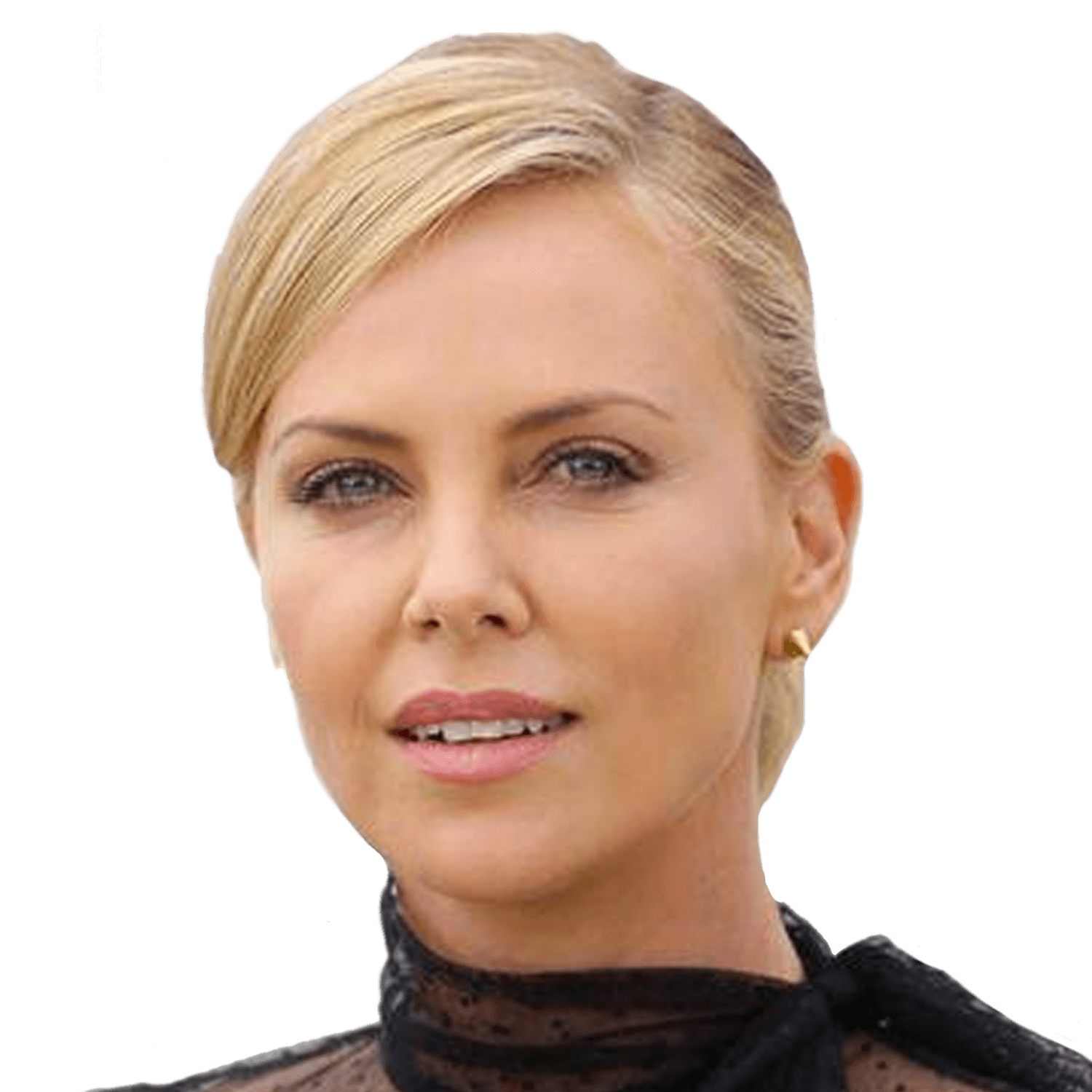 Charlize Theron Clipart PNG Image