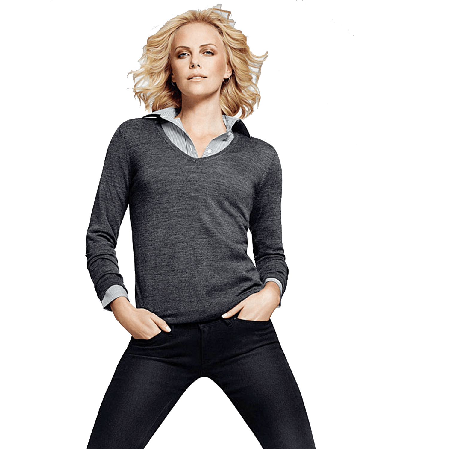 Charlize Theron Transparent Image PNG Image