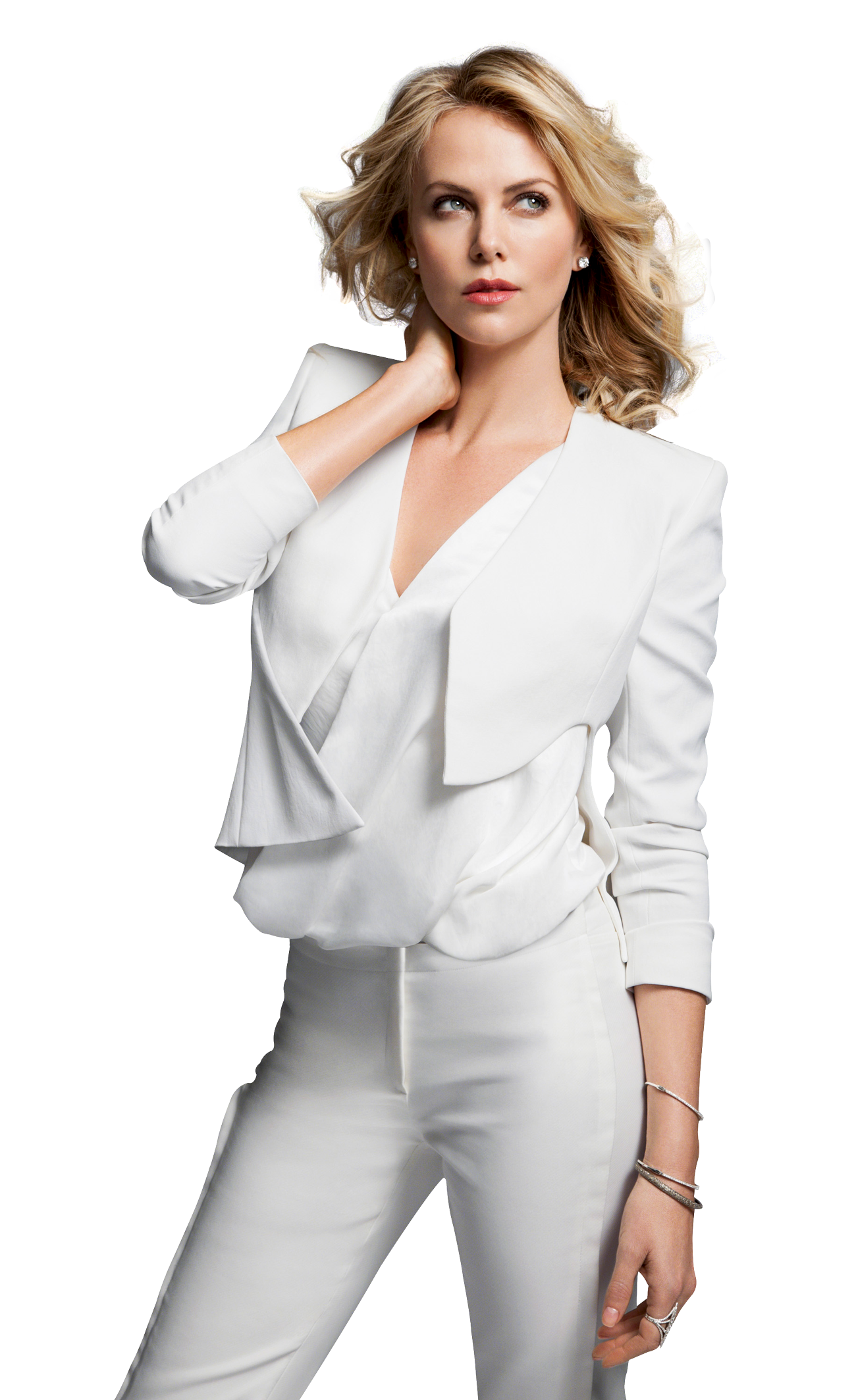 Charlize Theron Free Download PNG Image