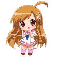 Chibi Png Clipart PNG Image