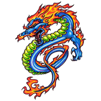Chinese Dragon Png Picture PNG Image
