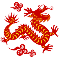 Chinese Dragon High-Quality Png PNG Image