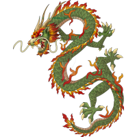 Chinese Dragon Png Clipart PNG Image