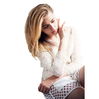 Chloe Grace Moretz Photo PNG Image