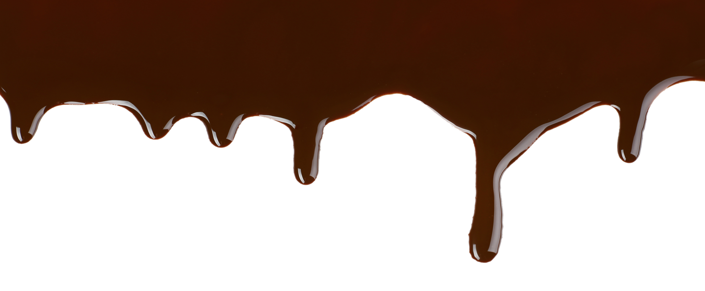 Melted Chocolate Image PNG Image