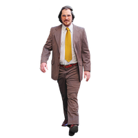 Christian Bale Transparent Background PNG Image
