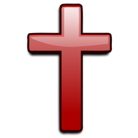 Christian Cross File PNG Image