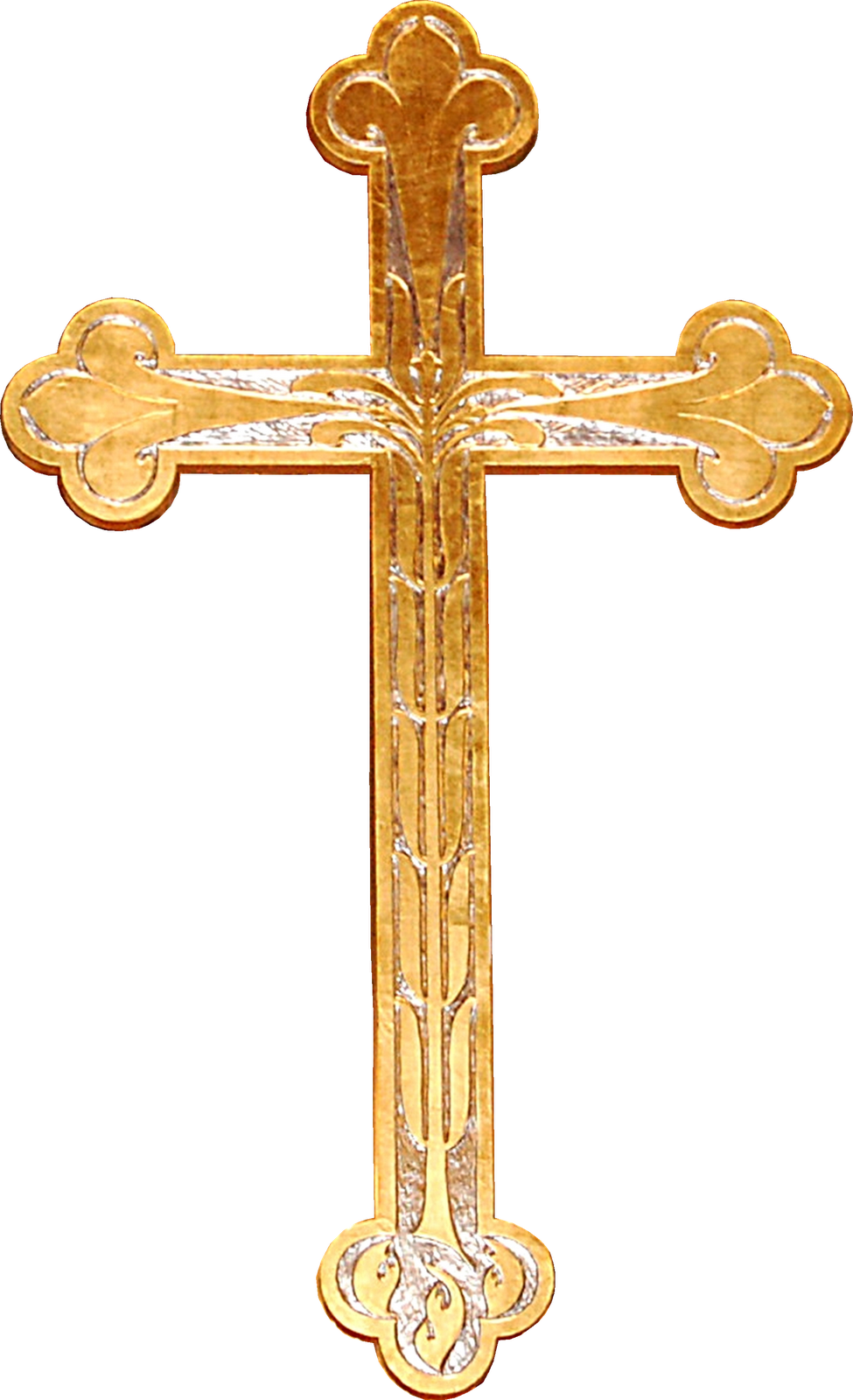 Christian Cross Photo PNG Image