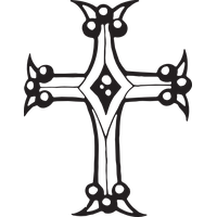 Christian Cross Picture PNG Image