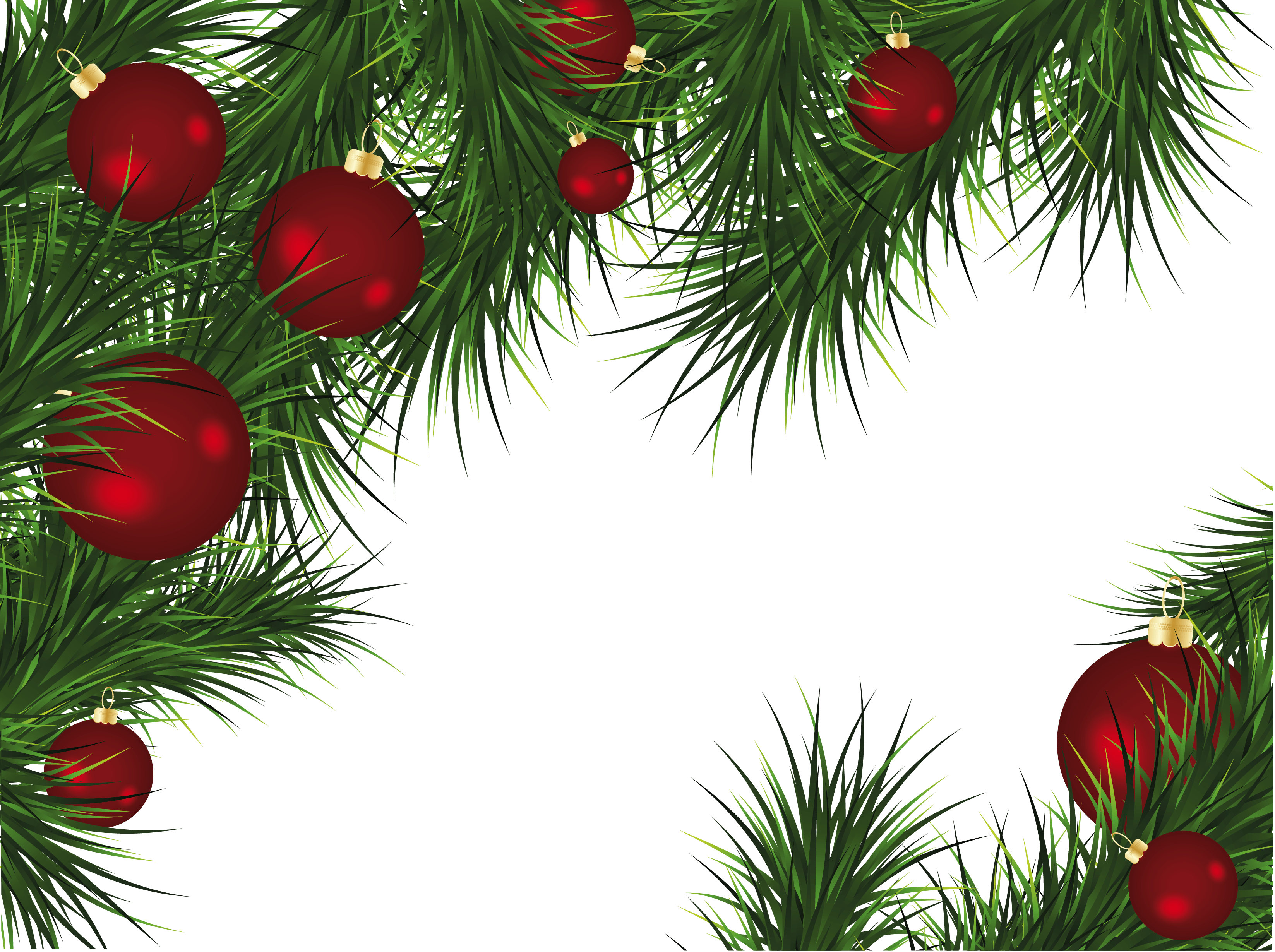 Christmas Fir-Tree Png Image PNG Image