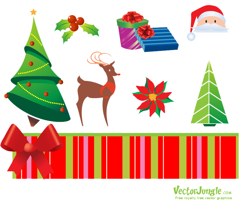 Download Christmas Elements Free Download Hq Png Image Freepngimg
