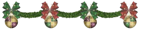 Christmas Dividers Picture PNG Image