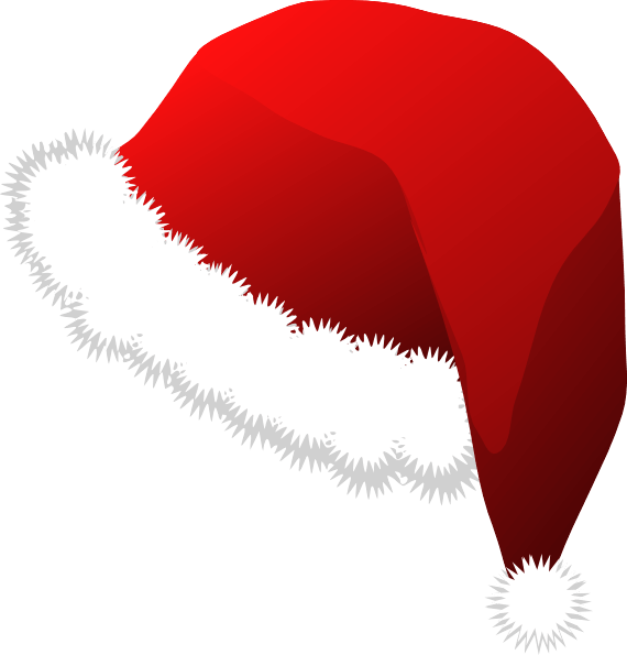 Christmas Santa Claus Red Hat Png Image PNG Image