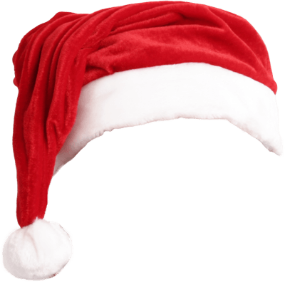 Download Christmas Santa Claus Red Hat Png Image HQ PNG ...