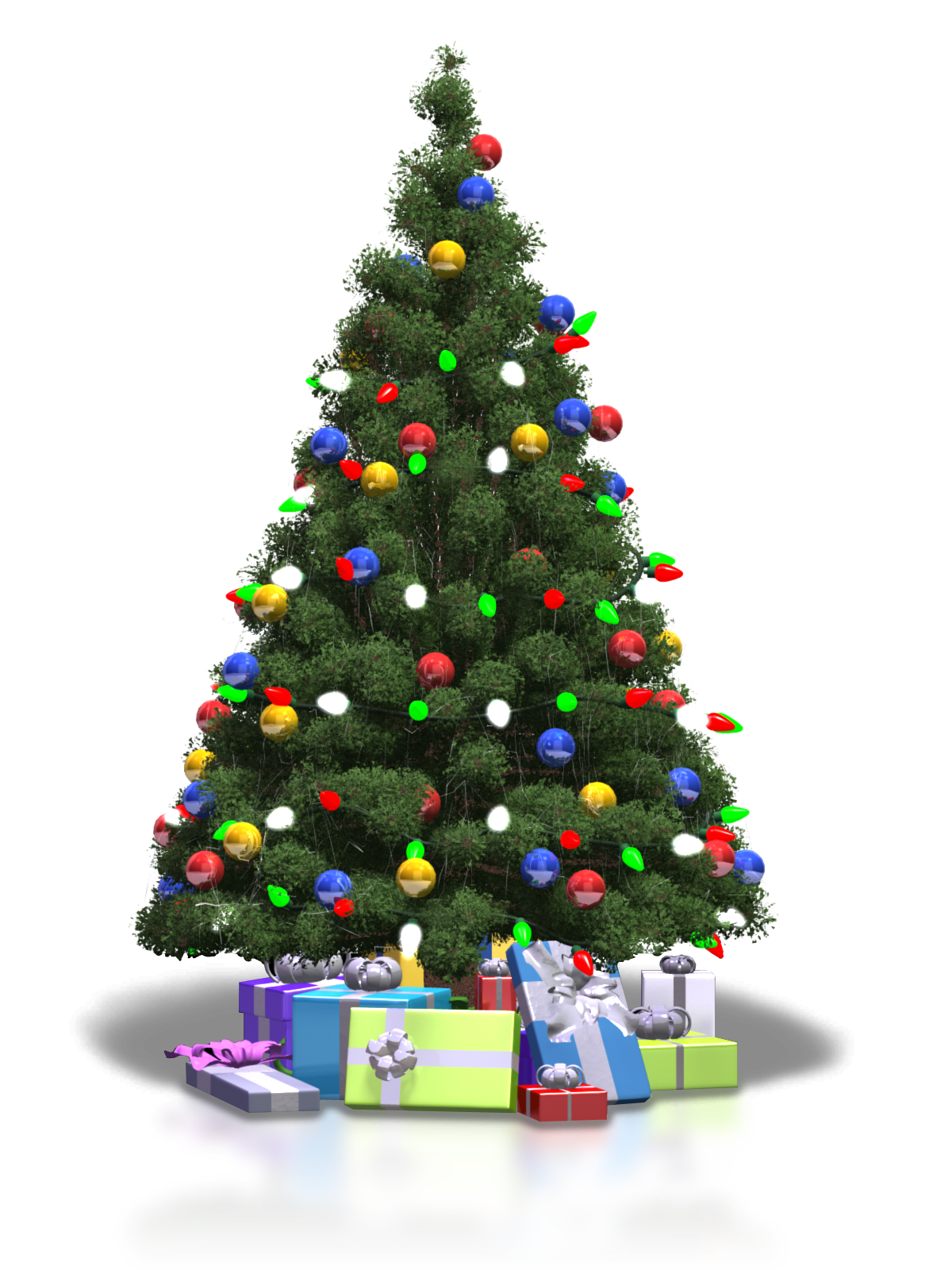 Download Christmas Tree Transparent Background Hq Png Image Freepngimg