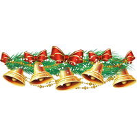 Christmas Bell Picture PNG Image