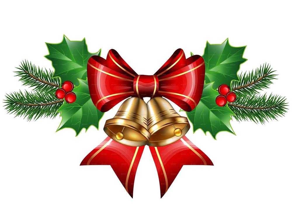 Download Christmas Bell Transparent Hq Png Image Freepngimg